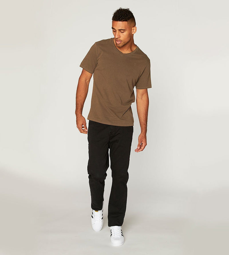 Standard V Neck Tee Mens Tops Threads 4 Thought