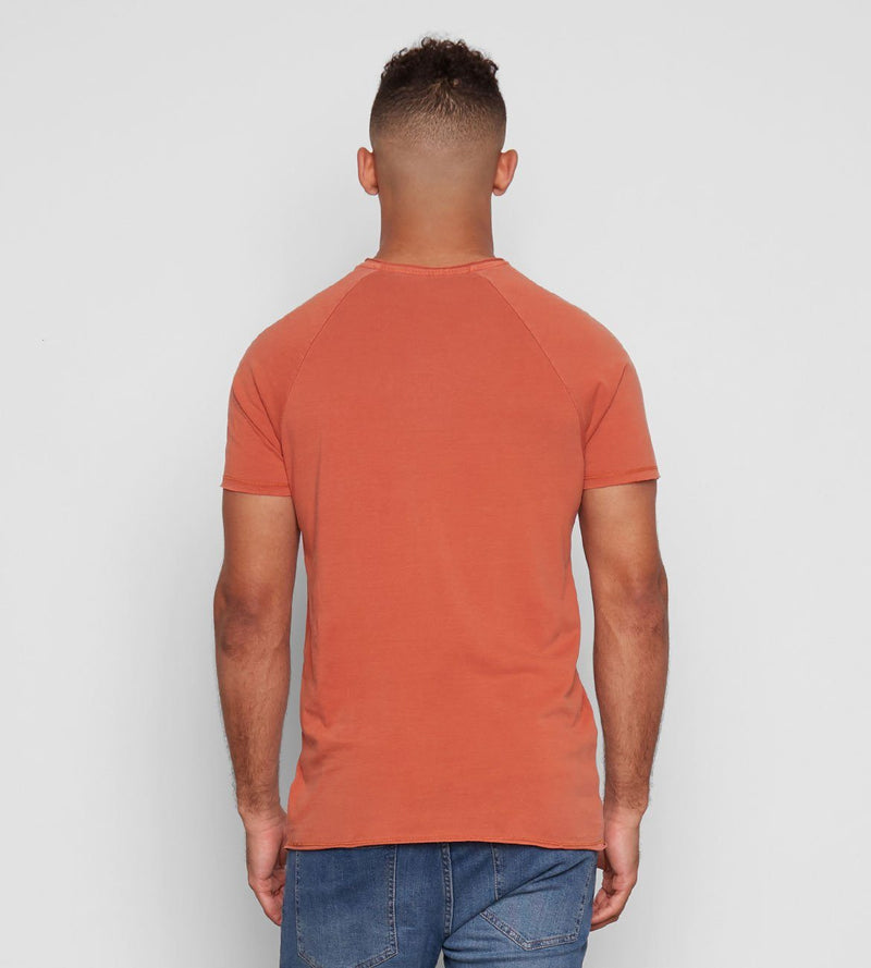 Standard S/S Henley Mens Tops Threads 4 Thought