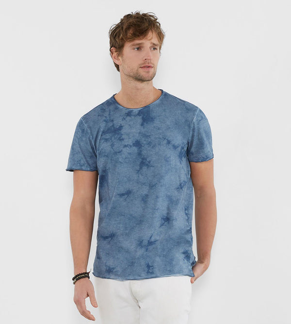 Fabian Tee Mens Tops Threads 4 Thought s Deep Navy