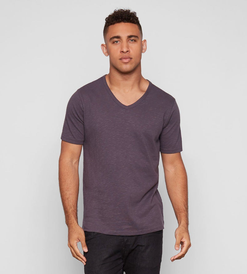 ROBERT V NECK Mens Tops Threads 4 Thought s Periscope