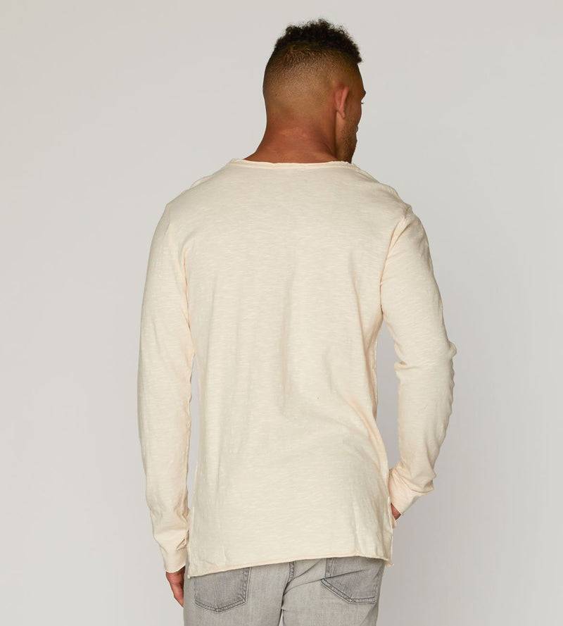 Charleston Slub Long Tee Mens Tops Threads 4 Thought