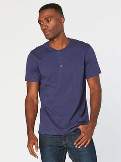 Alden Henley Mens Tops Threads 4 Thought S Oxford Blue