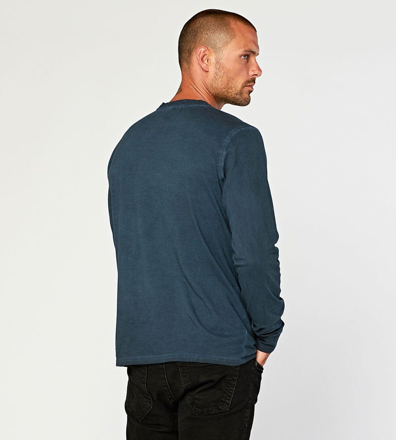 Rain Wash Long Sleeve Tee Mens Tops Threads 4 Thought