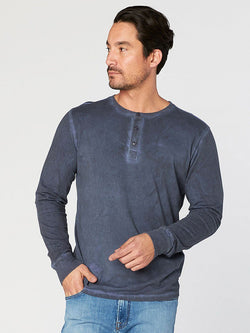 Knox Rainwash Henley