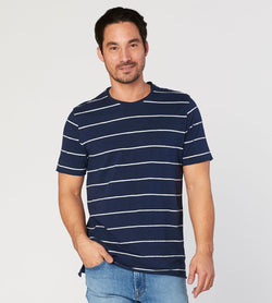 Kane Tee Mens Tops Threads 4 Thought s Raw Denim