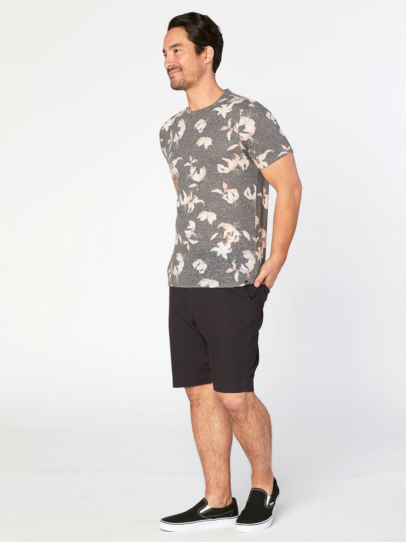 Falling Lilies Tee Mens Tops Threads 4 Thought
