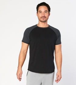 Juno Tee Mens Tops Threads 4 Thought s Black
