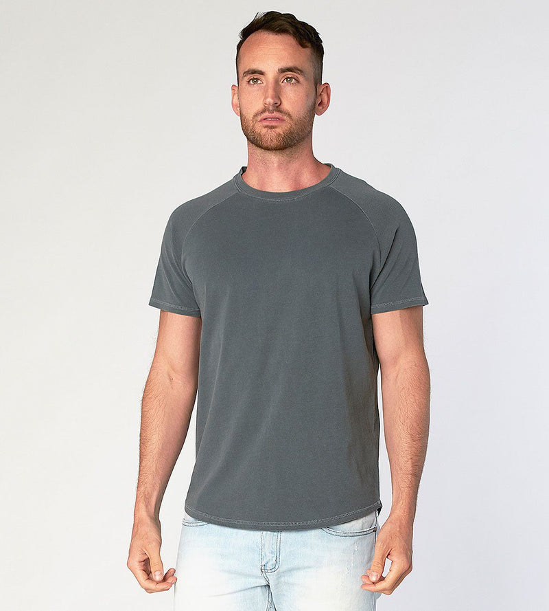 Juno Tee Mens Tops Threads 4 Thought s Slate