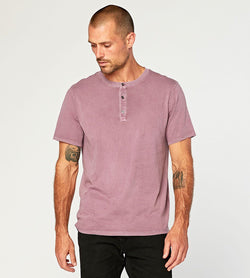 Geoff Henley Mens Tops Threads 4 Thought s Twilight Mauve