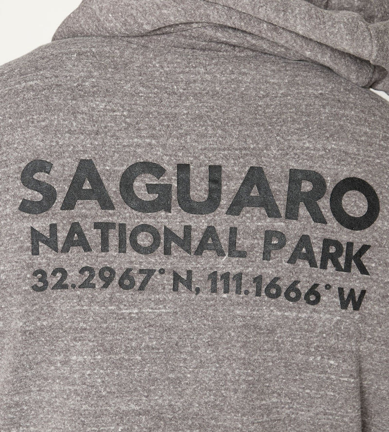 Saguro National Park Pullover Hoodie Mens Outerwear Sweatshirt Threads 4 Thought