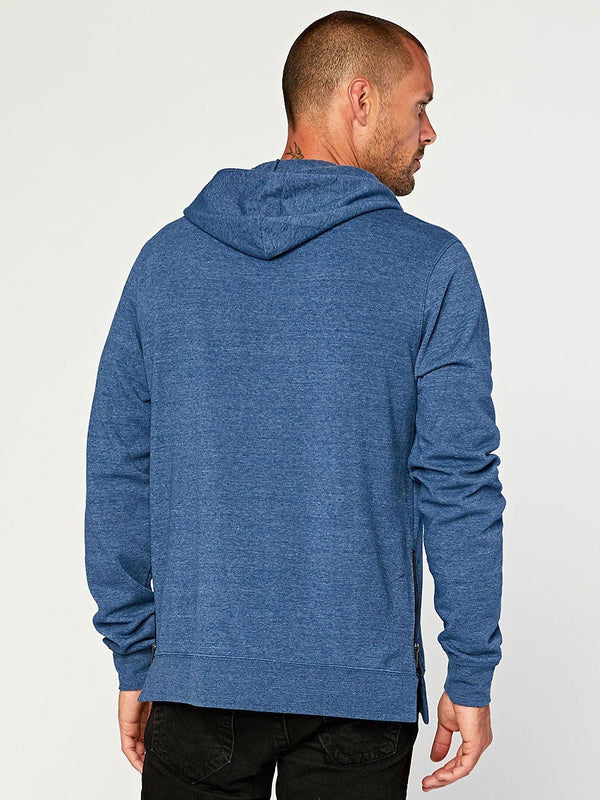 Barkley Side Zip Hoodie Mens Outerwear Sweatshirt Threads 4 Thought