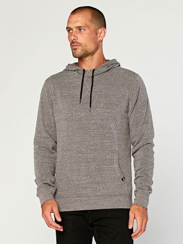 Barkley Side Zip Hoodie Mens Outerwear Sweatshirt Threads 4 Thought S Heather Gray