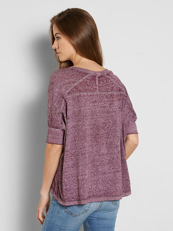Bradlee Tee Womens Tops Threads 4 Thought
