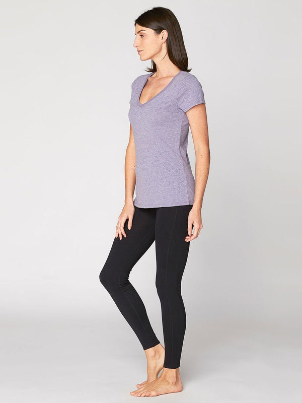 Veronica V Neck Womens Tops Threads 4 Thought