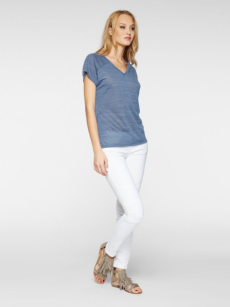 Cera Tee Womens Tops Threads 4 Thought