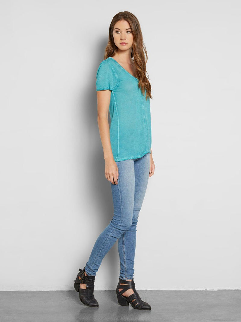 Zoya Tee Womens Tops Threads 4 Thought