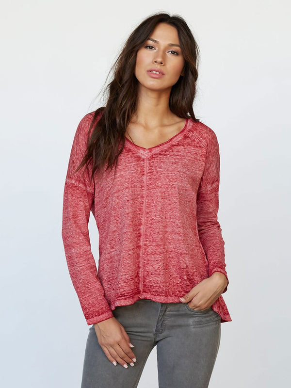 Linley Tee Womens Tops Tee Threads 4 Thought