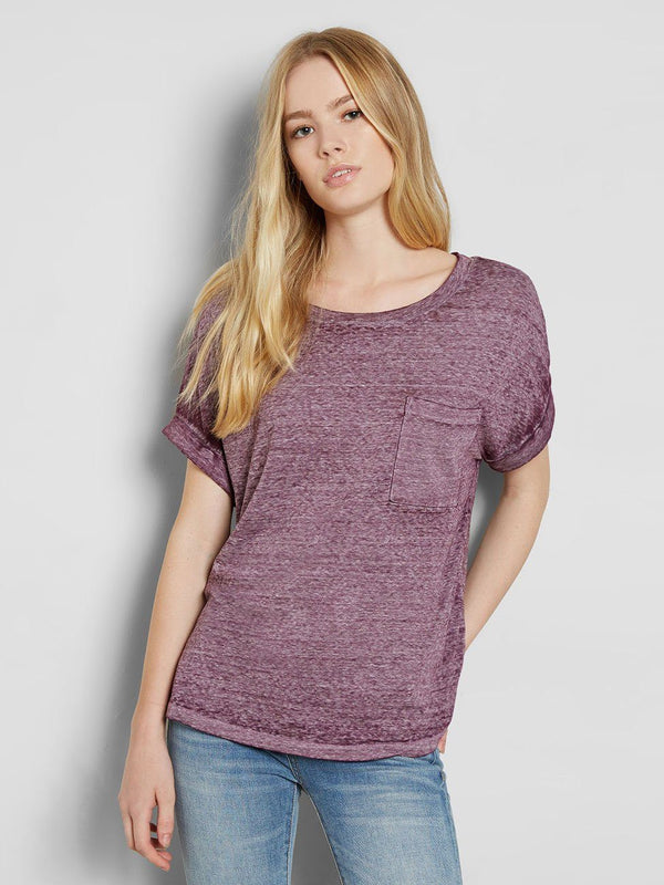 Tamara Tee Womens Tops Tee Threads 4 Thought XS Fig