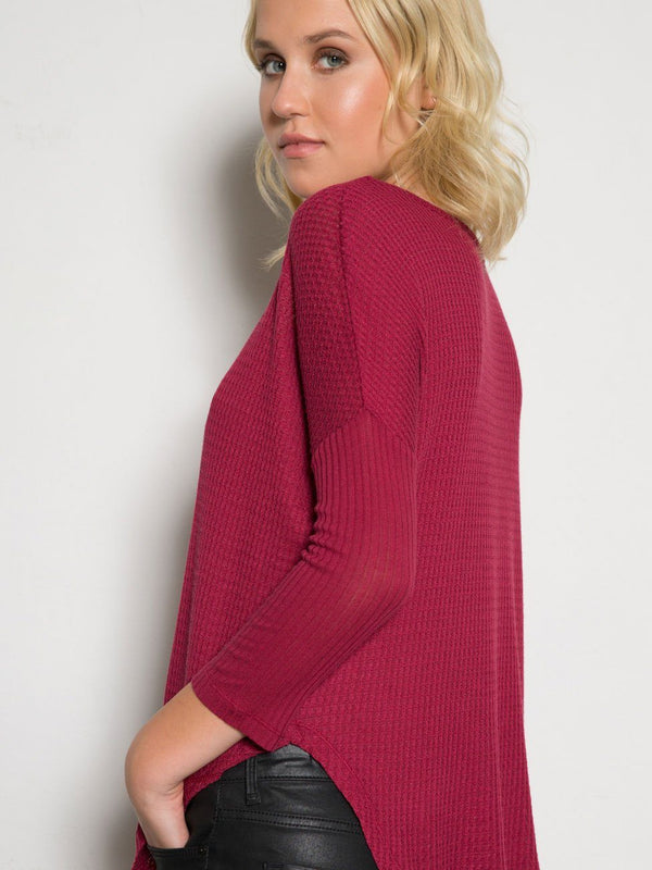 Emelle Poncho Top Womens Tops Top Threads 4 Thought