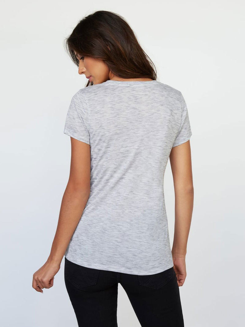 Vail V Neck Tee Womens Tops Tee Threads 4 Thought