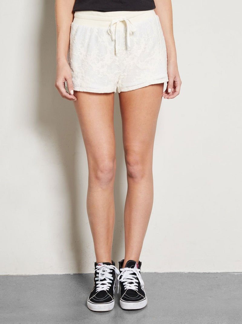 Cream Harmony Shorts