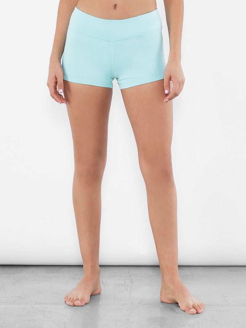 Zaina Shorts Womens Bottoms Shorts Threads 4 Thought xs Aqua Splash