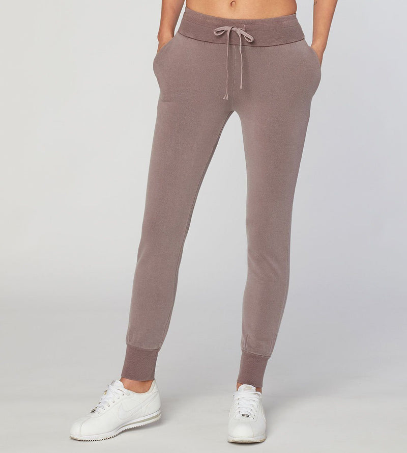 Didi Sweatpant Womens Bottoms Pants Threads 4 Thought xs Twilight Mauve