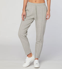 Zoe Track Pant Womens Bottoms Pants Threads 4 Thought xs Heather Grey