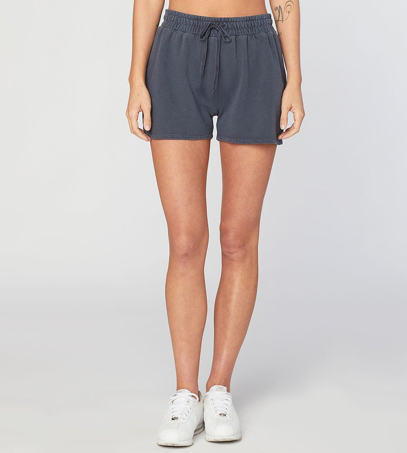 Raw Denim Bambi Hi Waisted Short