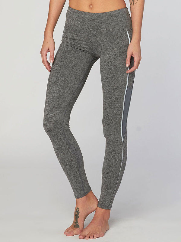 Nala Legging Womens Bottoms Pants Threads 4 Thought xs Heather Charcoal