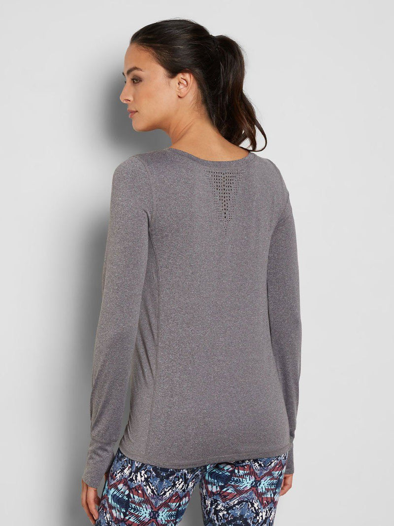 Zabrina Long Sleeve Tee Womens Tops Tee Threads 4 Thought