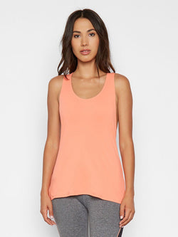 Cameron Tank Womens Tops Threads 4 Thought xs Peach