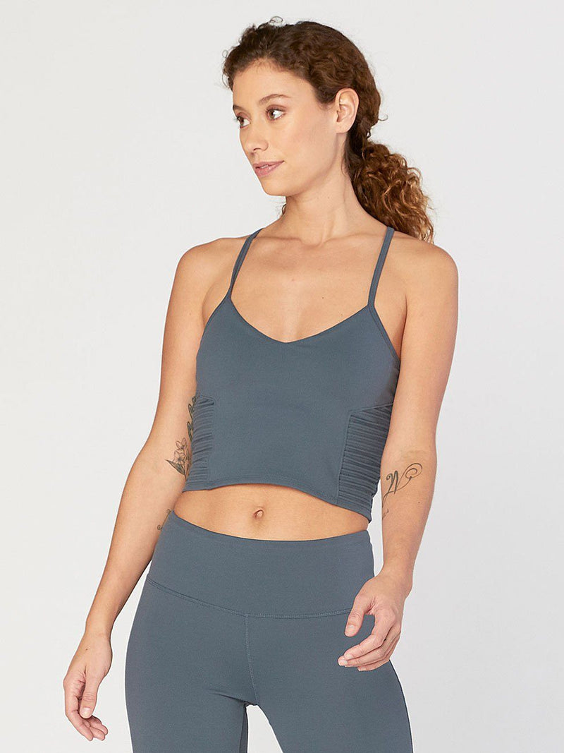 Jax Crop Top Womens Tops Threads 4 Thought