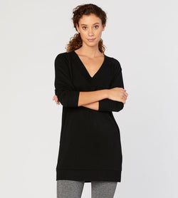 Jet Black Lara Dress