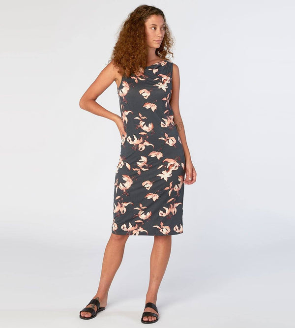 Lara Dress Womens Dresses Threads 4 Thought xs Falling Lilies