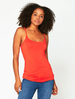 Cara Cami Womens Tops Cami Threads 4 Thought XS Lava