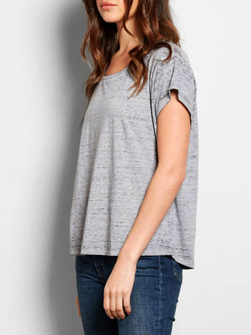 Leala Tee Womens Tops Threads 4 Thought