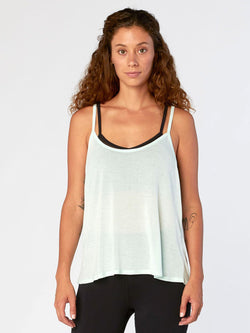 Dalton Tank Womens Tops Threads 4 Thought XS Aloe Mist
