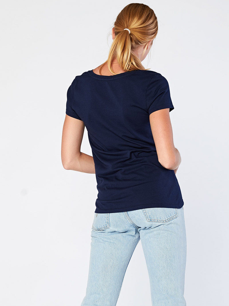 Aisha Twisted Front Top Womens Tops Threads 4 Thought