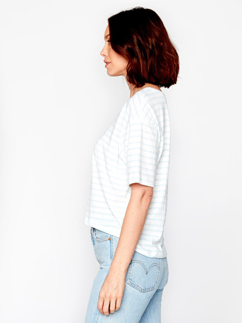 Cooper Tee Womens Tops Threads 4 Thought