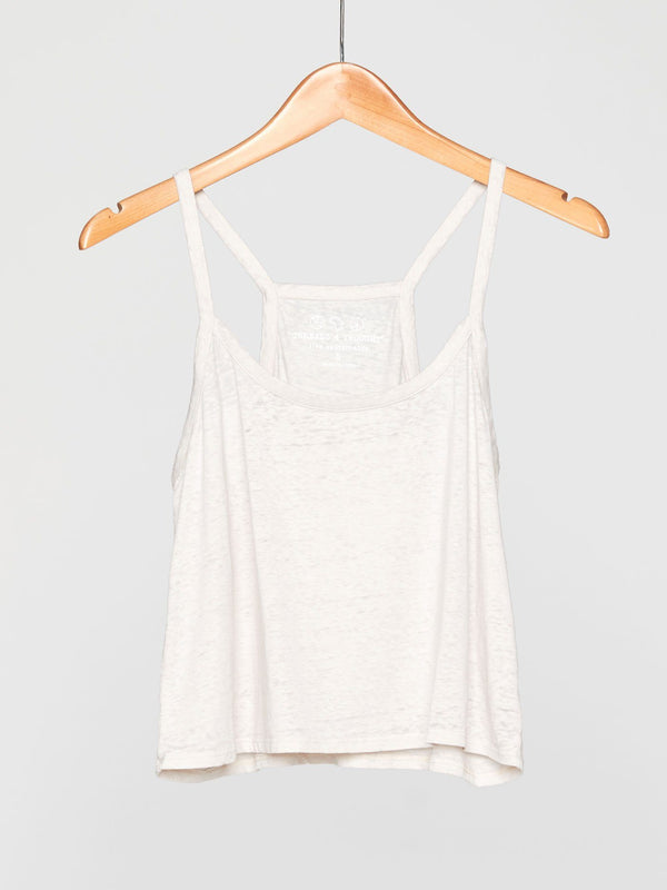 Dalton Tank Womens Tops Threads 4 Thought XS Sand Dollar