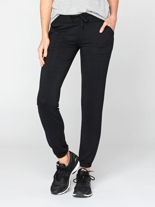 Ani Drawstring Jogger Womens Bottoms Pants Threads 4 Thought