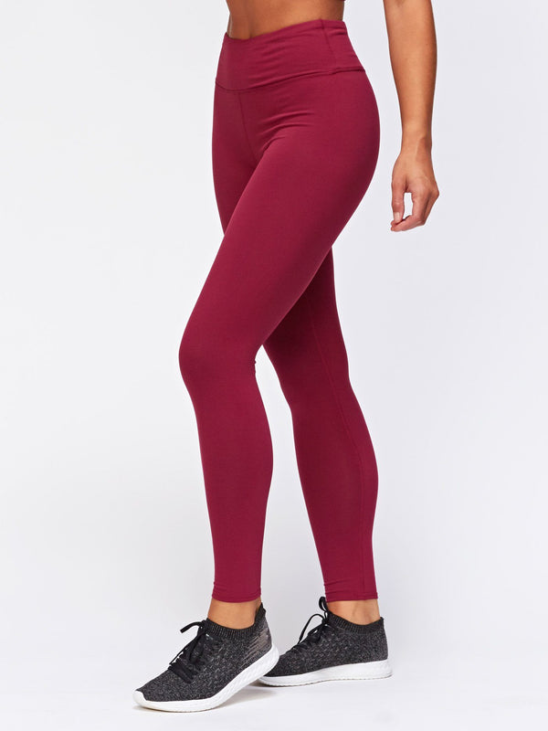 Betty Hi-Waisted Legging Womens Bottoms Pants Threads 4 Thought