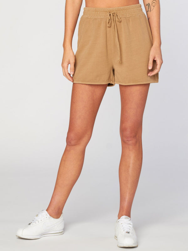 Bambi Hi Waisted Short Womens Bottoms Shorts Threads 4 Thought