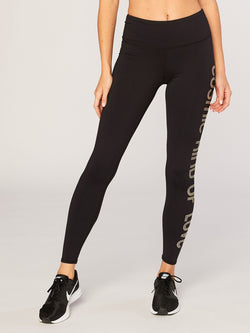 Cosmic Love Leggings Womens Bottoms Leggings Threads 4 Thought XS Jet Black