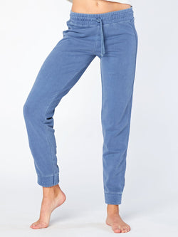 Cheyanne Jogger Womens Bottoms Pants Threads 4 Thought XS Chambray
