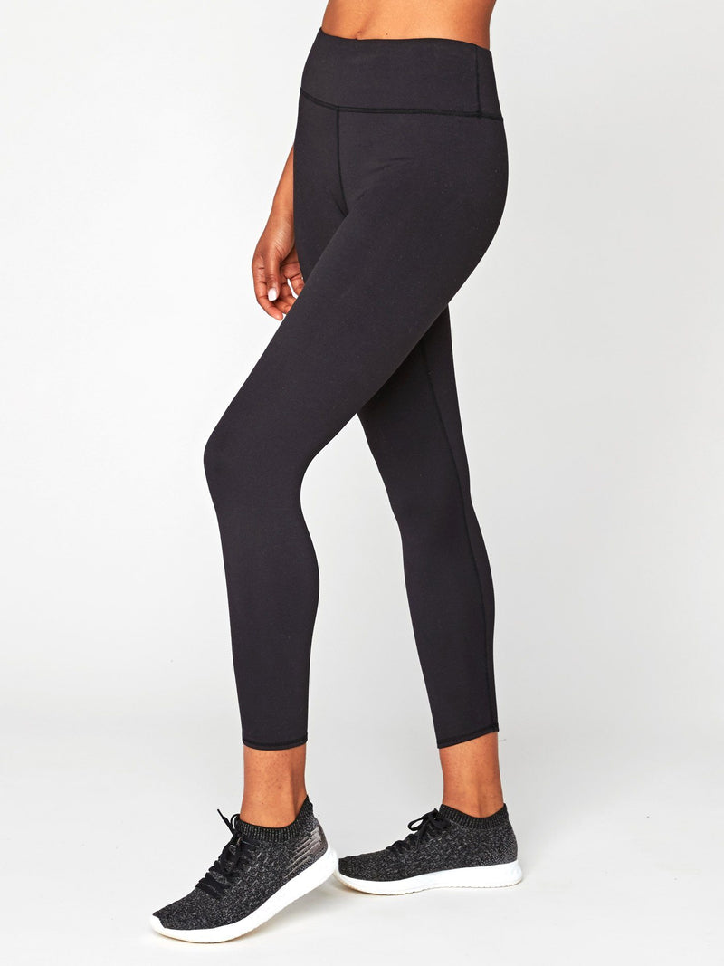 Claire High Rise 7/8 Legging Womens Bottoms Leggings Threads 4 Thought