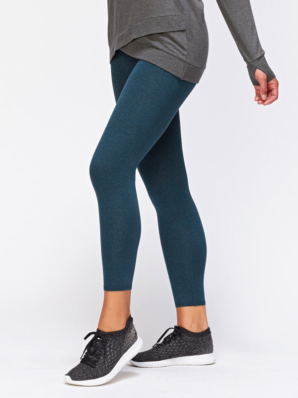 Claire Hi-Waisted 7/8 Legging Womens Bottoms Leggings Threads 4 Thought