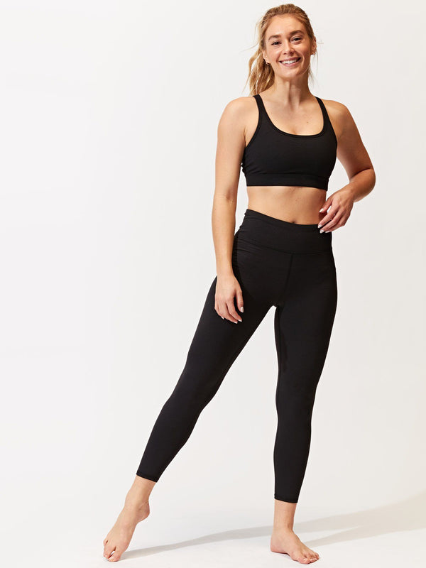 Monica High Rise 7/8 Legging Womens Bottoms Leggings Threads 4 Thought
