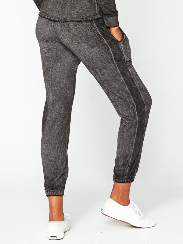 Carla Burnout Jogger Womens Bottoms Pants Threads 4 Thought